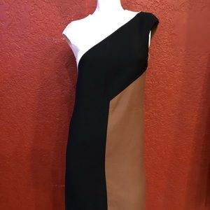 Michael Kors Color Block Dress made in Italy  S